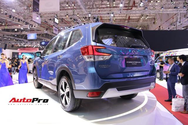 Ra mắt Subaru Forester 2019 - Đối thủ Mazda CX-5, Honda CR-V tại Việt Nam - Ảnh 8.