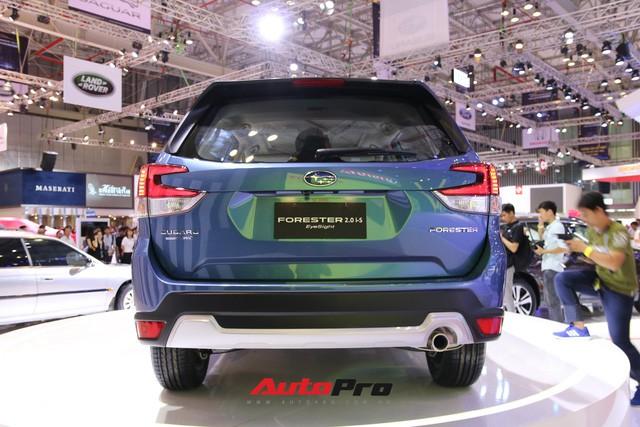 Ra mắt Subaru Forester 2019 - Đối thủ Mazda CX-5, Honda CR-V tại Việt Nam - Ảnh 9.