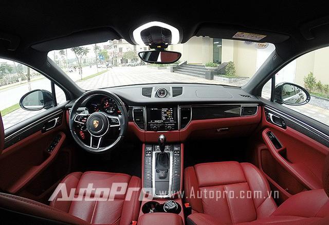 Giá từ gần 3 tỷ đồng, Jaguar E-PACE cạnh tranh sòng phẳng Porsche Macan tại Việt Nam - Ảnh 5.