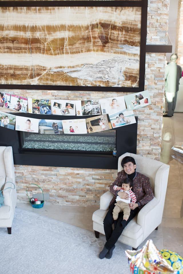 """""""Rich kid"""" chính hiệu của Vbiz : Sống trong biệt thự triệu đô, được tặng xe hơi mừng sinh nhật - Ảnh 6."""
