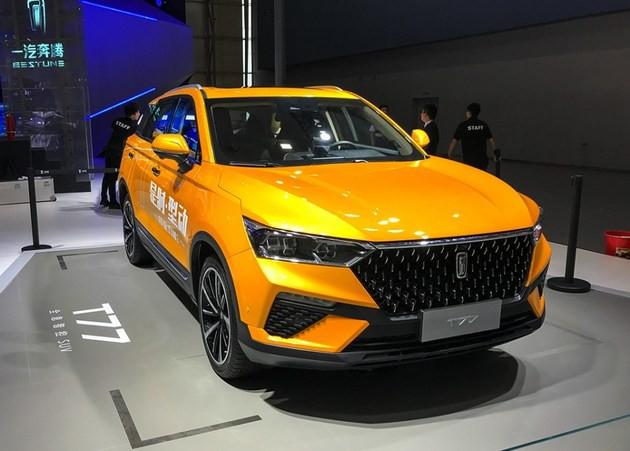 SUV300 triệu đồng trang bị trợ lý ảothông minh của Trung Quốc gây sốt tại Triển lãm ô tô Quảng Châu 2018 - Ảnh 2.
