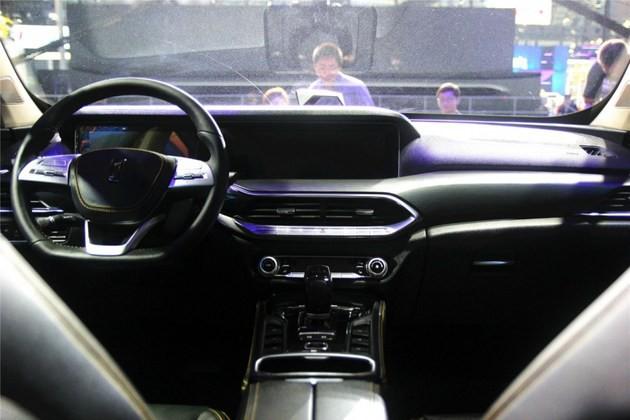SUV300 triệu đồng trang bị trợ lý ảothông minh của Trung Quốc gây sốt tại Triển lãm ô tô Quảng Châu 2018 - Ảnh 3.