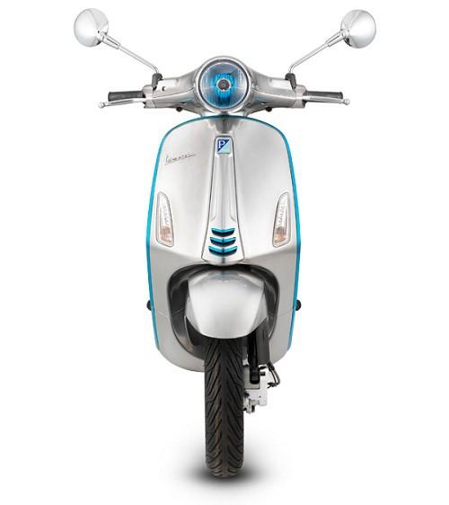 Đầu năm 2019, Piaggio mang xe máy điện Vespa Elettrica về Việt Nam - Ảnh 2.