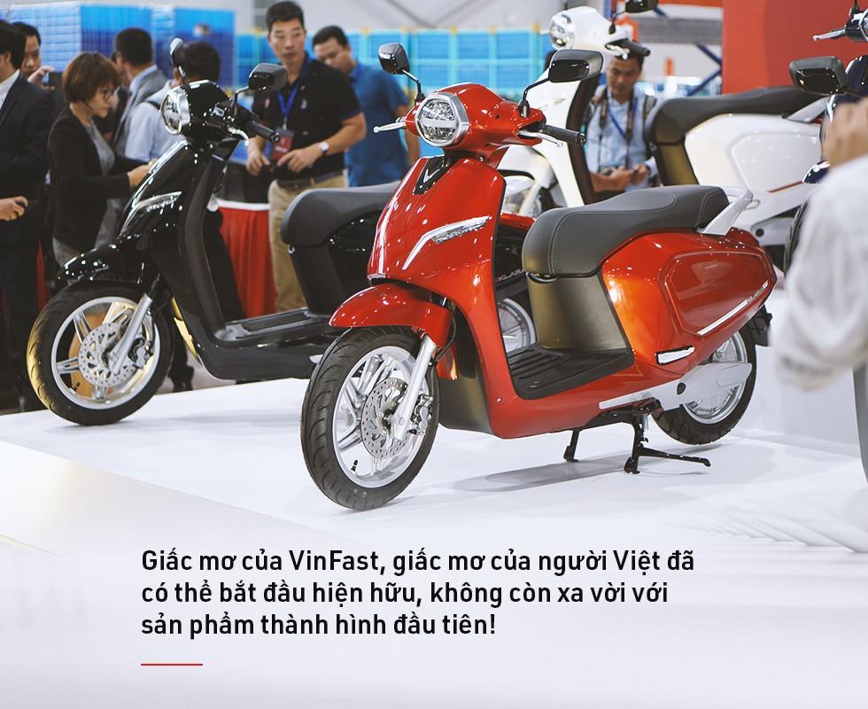 VinFast Klara: Từ sản phẩm kinh doanh tới giấc mơ xanh phi thường của tỷ phú Phạm Nhật Vượng - Ảnh 13.