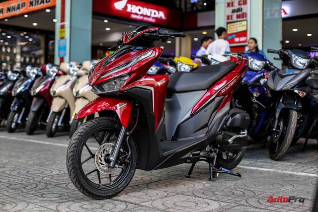 Đại lý xe máy tư nhân chết dần trước sức ép chính hãng tại Việt Nam - Ảnh 3.