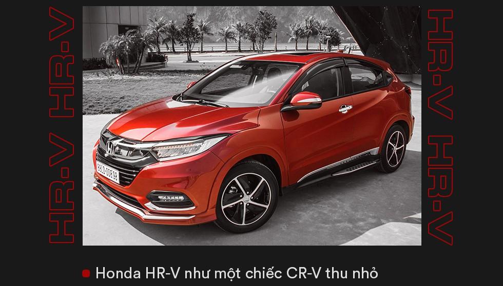 Đánh giá Honda HR-V: Thực dụng kiểu Nhật, đồ chơi kiểu Hàn và cách chiều lòng sự khó hiểu kiểu người Việt - Ảnh 5.