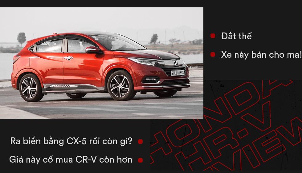 Đánh giá Honda HR-V: Thực dụng kiểu Nhật, đồ chơi kiểu Hàn và cách chiều lòng sự khó hiểu kiểu người Việt - Ảnh 2.