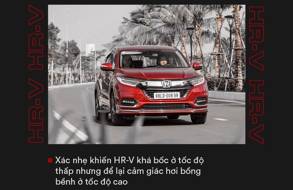 Đánh giá Honda HR-V: Thực dụng kiểu Nhật, đồ chơi kiểu Hàn và cách chiều lòng sự khó hiểu kiểu người Việt - Ảnh 21.