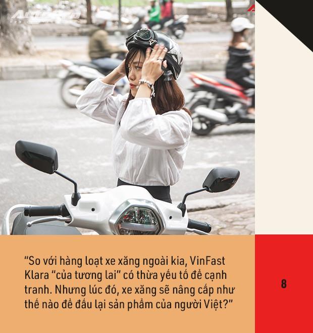 72 giờ trải nghiệm VinFast Klara của nữ nhân viên công sở Hà thành sau nỗi ám ảnh với xe máy điện - Ảnh 17.