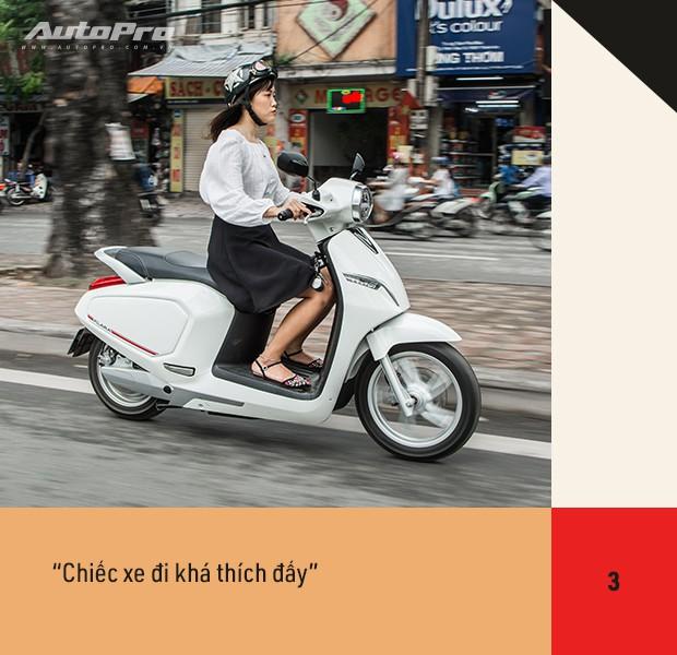 72 giờ trải nghiệm VinFast Klara của nữ nhân viên công sở Hà thành sau nỗi ám ảnh với xe máy điện - Ảnh 6.