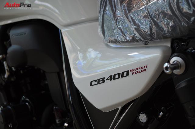 Chi tiết Honda CB400 Super Four bản đặc biệt tại Việt Nam, giá gần 400 triệu đồng - Ảnh 9.