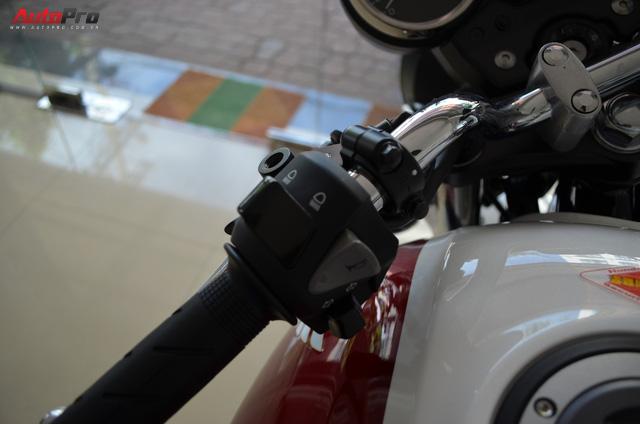 Chi tiết Honda CB400 Super Four bản đặc biệt tại Việt Nam, giá gần 400 triệu đồng - Ảnh 7.