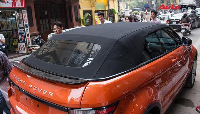 Đại gia Quảng Nam tậu Range Rover Evoque mui trần chơi Tết - Ảnh 5.