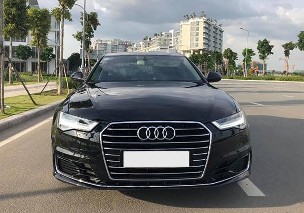 Lăn bánh hơn 16.000km, Audi A6 2016 được rao bán lại giá 1,83 tỷ đồng - Ảnh 2.