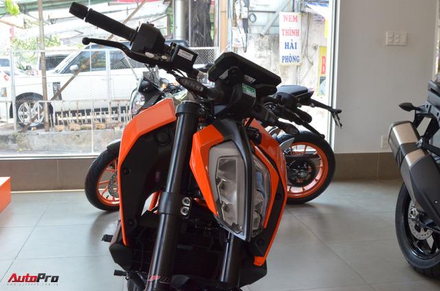Chi tiết KTM Duke 390 thế hệ mới vừa về Việt Nam - Ảnh 5.
