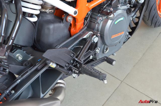 Chi tiết KTM Duke 390 thế hệ mới vừa về Việt Nam - Ảnh 8.