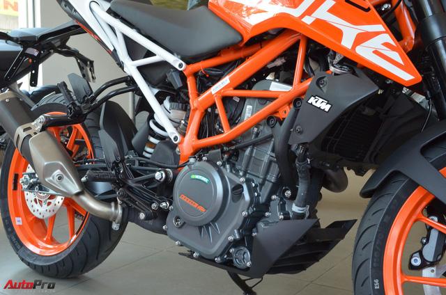 Chi tiết KTM Duke 390 thế hệ mới vừa về Việt Nam - Ảnh 7.