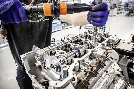 Mercedes-Benz khoe 5 công nghệ độc đáo nhất trên xe hiệu suất cao AMG - Ảnh 3.