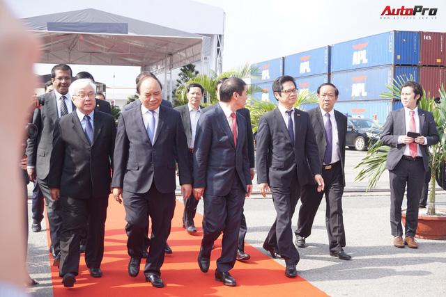 THACO khánh thành nhà máy Mazda lớn và hiện đại nhất Đông Nam Á - Ảnh 3.