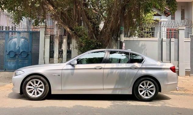 Sedan hạng sang BMW 523i 2012 rao bán lại giá chưa đến 1 tỷ đồng - Ảnh 4.