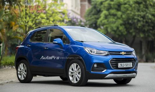 Cùng tầm giá, chọn Ford Ecosport 2018 lắp ráp hay Chevrolet Trax nhập - Ảnh 1.