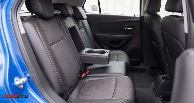 Cùng tầm giá, chọn Ford Ecosport 2018 lắp ráp hay Chevrolet Trax nhập - Ảnh 10.