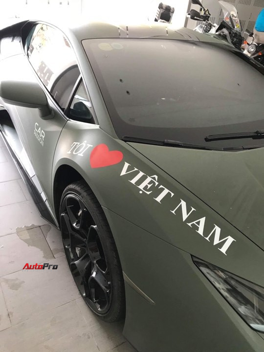 Lamborghini Huracan san bằng tất cả góp mặt chặng 2 tại Car & Passion 2018 - Ảnh 1.