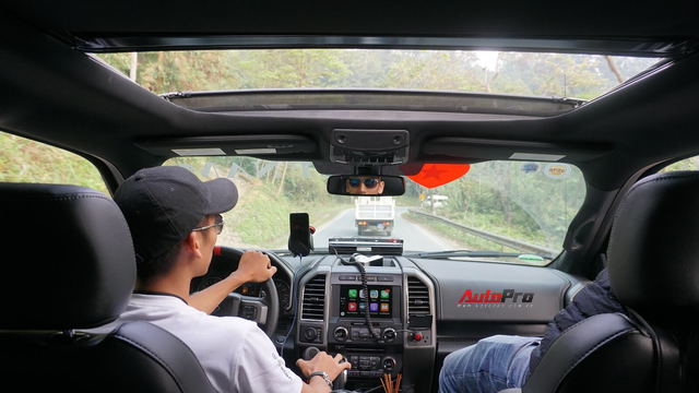 Trên 2 chiếc siêu bán tải làm nhiệm vụ hậu cần Car & Passion 2018 có gì? - Ảnh 3.