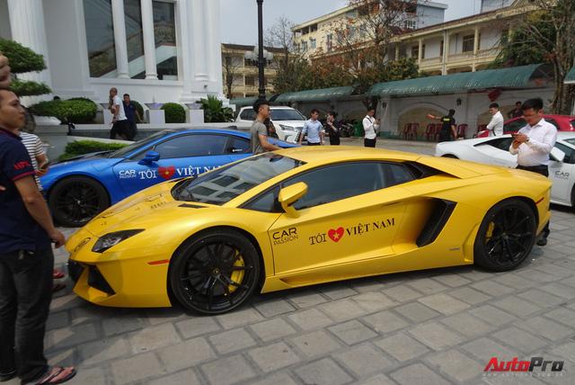Nhìn lại hành trình siêu xe Car & Passion ngày thứ 4: Nhiều hoạt động từ thiện ý nghĩa - Ảnh 15.