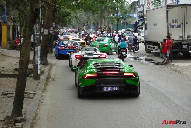 Nhìn lại hành trình siêu xe Car & Passion ngày thứ 4: Nhiều hoạt động từ thiện ý nghĩa - Ảnh 14.