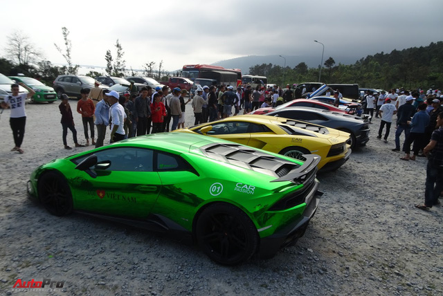 Nhìn lại hành trình siêu xe Car & Passion ngày thứ 4: Nhiều hoạt động từ thiện ý nghĩa - Ảnh 7.