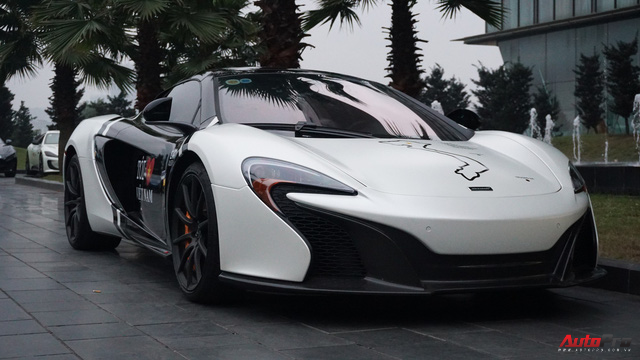 Đâu là thương hiệu có số lượng siêu xe lớn nhất tham dự Car & Passion 2018? - Ảnh 19.