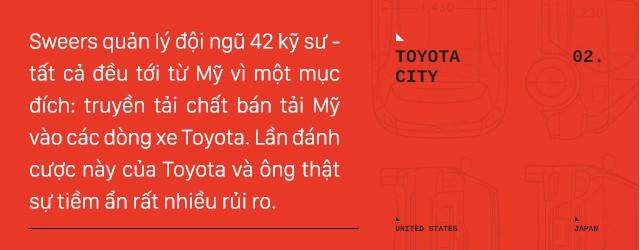 Người thổi hồn bán tải Mỹ vào Toyota Nhật - Ảnh 2.