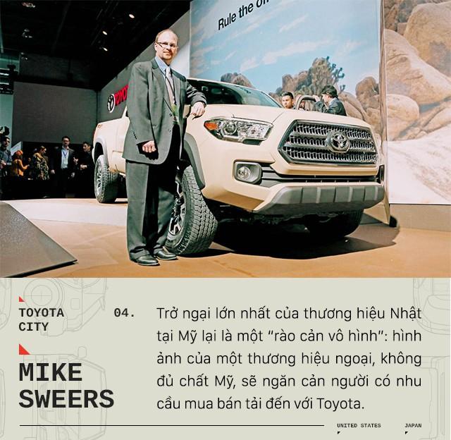 Người thổi hồn bán tải Mỹ vào Toyota Nhật - Ảnh 4.