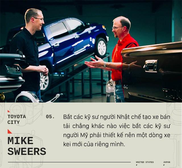 Người thổi hồn bán tải Mỹ vào Toyota Nhật - Ảnh 5.