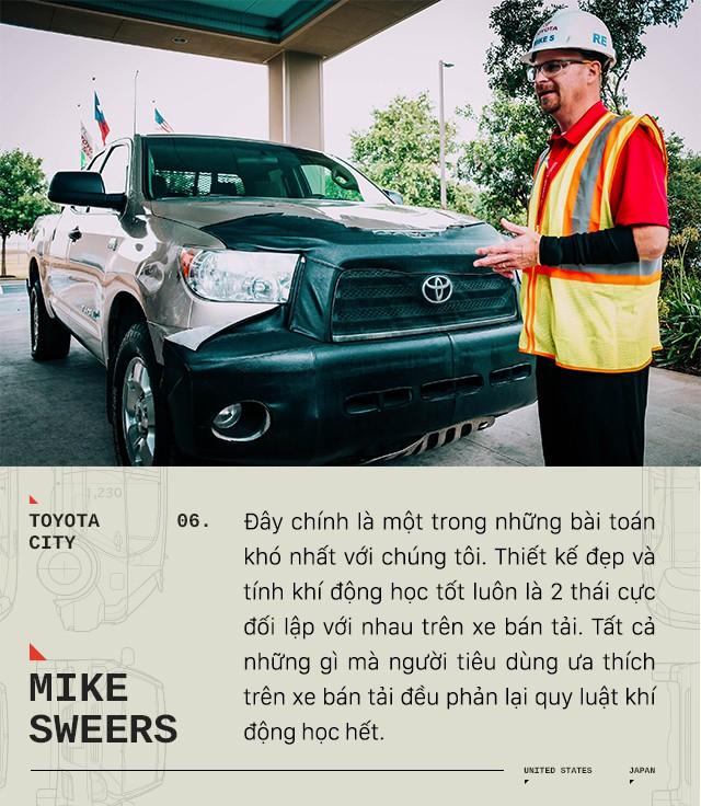 Người thổi hồn bán tải Mỹ vào Toyota Nhật - Ảnh 6.