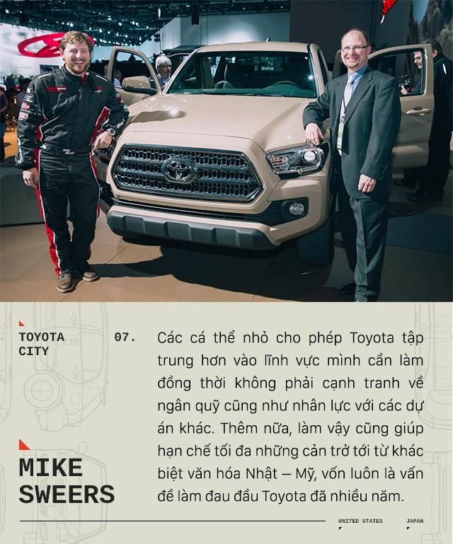 Người thổi hồn bán tải Mỹ vào Toyota Nhật - Ảnh 7.