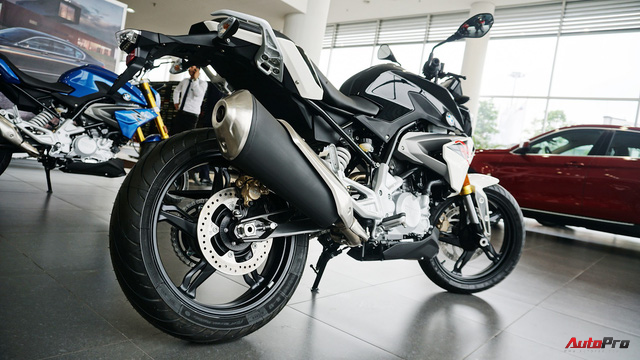 Cận cảnh BMW G 310 R - Nakedbike giá mềm cho biker mới chơi xe tại Việt Nam - Ảnh 21.