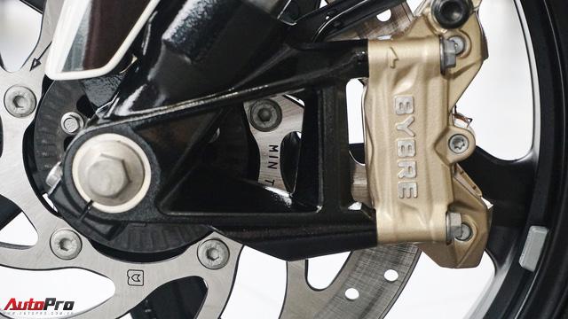Cận cảnh BMW G 310 R - Nakedbike giá mềm cho biker mới chơi xe tại Việt Nam - Ảnh 9.
