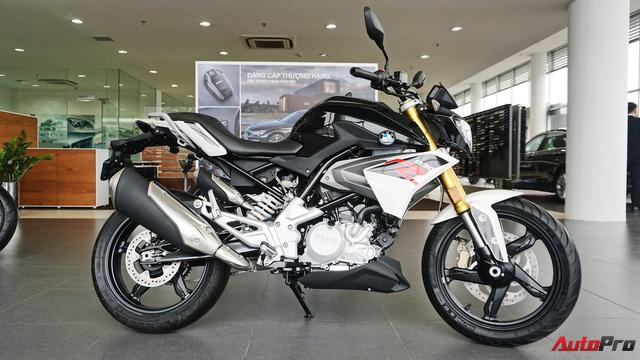 Cận cảnh BMW G 310 R - Nakedbike giá mềm cho biker mới chơi xe tại Việt Nam - Ảnh 2.