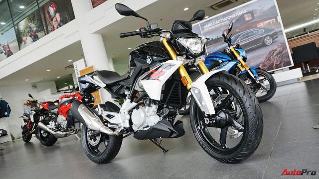 Cận cảnh BMW G 310 R - Nakedbike giá mềm cho biker mới chơi xe tại Việt Nam - Ảnh 13.