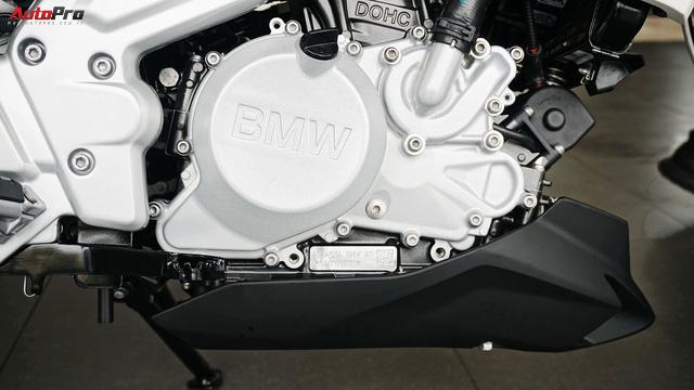 Cận cảnh BMW G 310 R - Nakedbike giá mềm cho biker mới chơi xe tại Việt Nam - Ảnh 18.