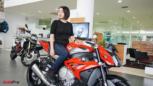 Cận cảnh BMW G 310 R - Nakedbike giá mềm cho biker mới chơi xe tại Việt Nam - Ảnh 20.