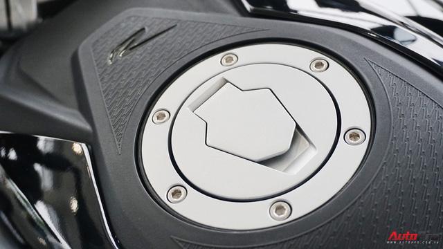 Cận cảnh BMW G 310 R - Nakedbike giá mềm cho biker mới chơi xe tại Việt Nam - Ảnh 5.
