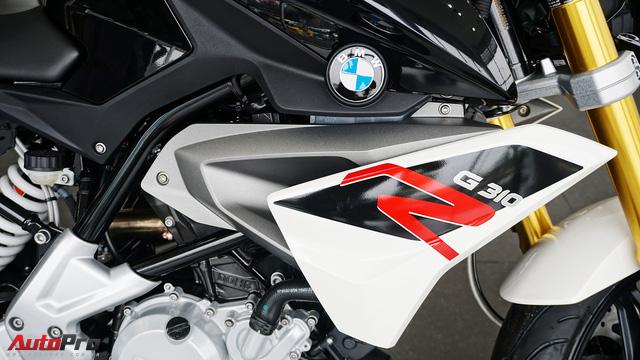 Cận cảnh BMW G 310 R - Nakedbike giá mềm cho biker mới chơi xe tại Việt Nam - Ảnh 6.