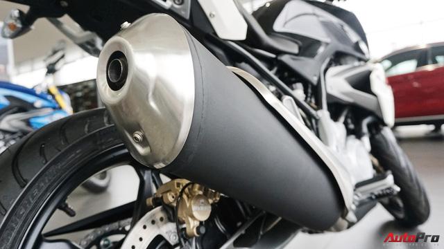 Cận cảnh BMW G 310 R - Nakedbike giá mềm cho biker mới chơi xe tại Việt Nam - Ảnh 19.
