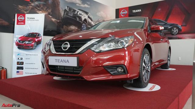 Cạnh tranh Toyota Camry, Nissan Teana nhập khẩu giảm giá gần 300 triệu đồng chỉ sau 3 tháng - Ảnh 4.