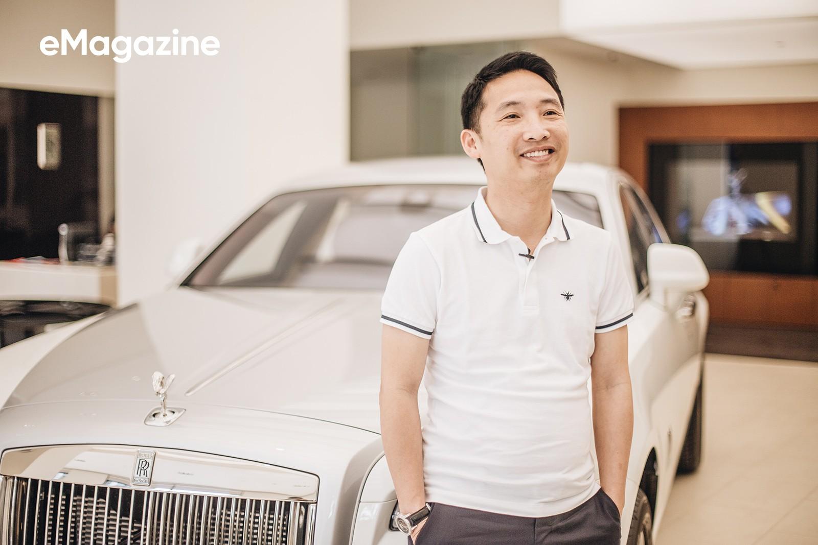 Đoàn Hiếu Minh - Người kể chuyện Rolls-Royce trên Facebook - Ảnh 11.