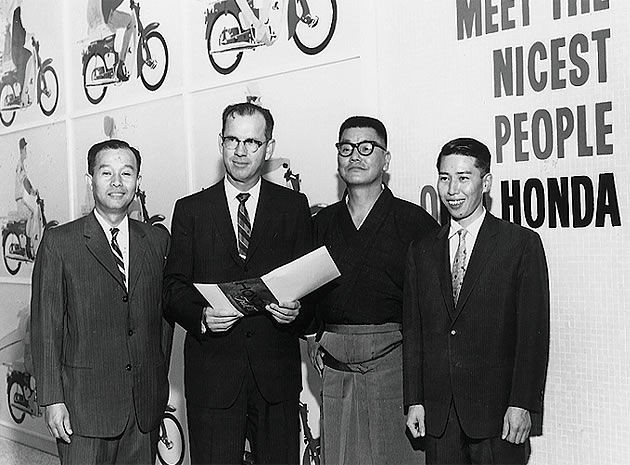 """Những người tử tế nhất sẽ chạy Honda: Slogan giúp Honda tăng 12 lần doanh thu, """"sút"""" văng Harley-Davidson để chiếm thị trường Mỹ khó tính - Ảnh 1."""