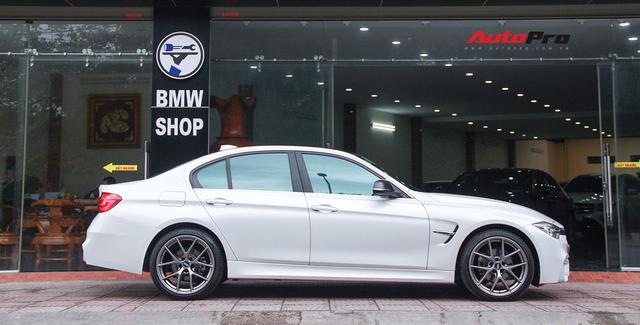 BMW 320i 2016 độ gần 300 triệu được rao bán lại giá 1,439 tỷ đồng - Ảnh 10.